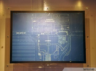 Custom Blueprint Graphic Frame