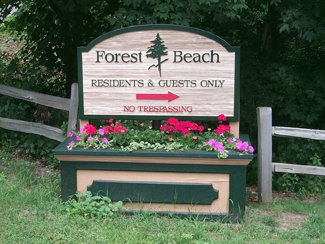 Outdoor Routed Wood Signs Signs By Tomorrow Wooden