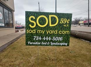 Yard & Sidewalk Signs   Property Management