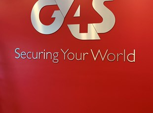3D Signs | Indoor Dimensional Lettering | Chrome wall graphic| Bedford, VA