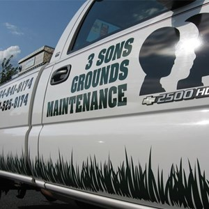3 Sons Truck Graphics