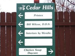 Cedar Hills Office Directory