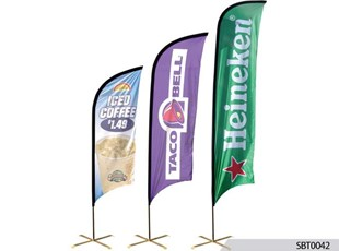 Feather Banner
