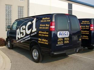 ASC Service Van