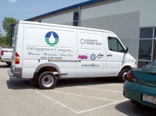 OEC Sprinter Van