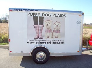 Puppy Dog Plaids Trailer
