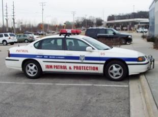 JBM Patrol Car