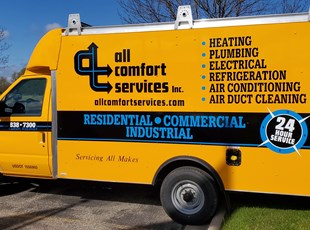 Custom Vehicle Lettering & Graphics | Custom Vehicle Wraps | Madison, WI