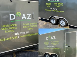 Custom Vehicle Lettering & Graphics | Madison, WI