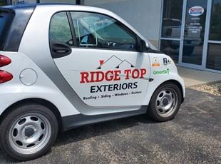 Custom Vehicle Lettering & Graphics | Construction | Madison, Wisconsin