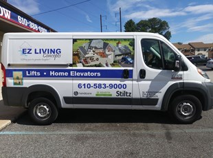 Custom Vehicle Lettering & Graphics | Contractor | Prospect Park, Delaware County PA