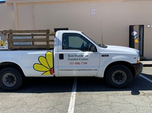 Vehicle Lettering & Graphics | Construction | Yorktown, Viriginia