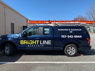 Vehicle Lettering & Graphics | Construction | Newport News, Virginia
