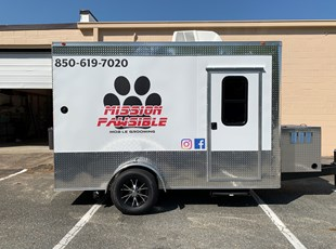 Vehicle Lettering & Graphics | Retail | Newport News, Virginia