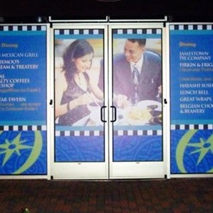 Wide Format Outdoor Quality Printing