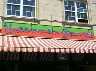 Multi-Layer Sign Foam Storefront Sign