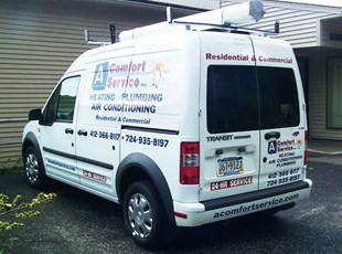Work Vehicle Lettering