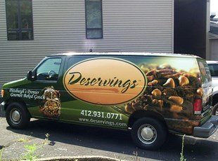 Full Vehicle Wrap - Delicious!