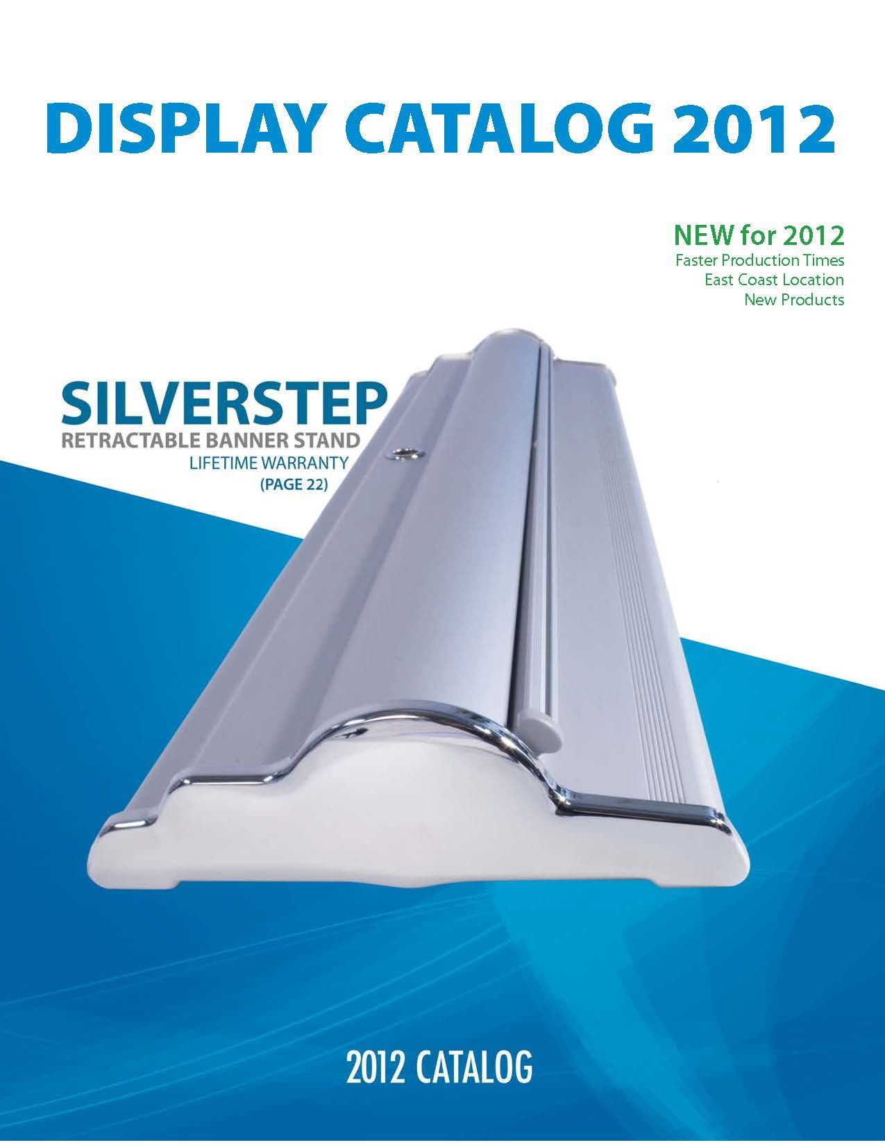 DISPLAY CATALOG 2012