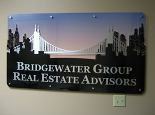 Multi-Layer Acrylic Dimensional Sign