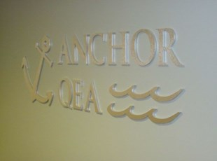brushed dimensional lettering - location 2