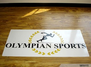 Gym Floor Graphics