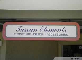 Custom Engraved Metal Sign