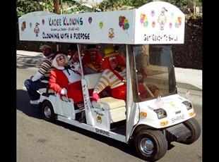 Clown Car Graphics