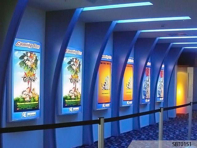 Movie Theatre Lightboxes