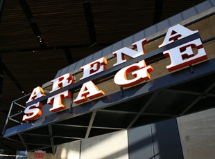 Channel Letters for Arena Stage