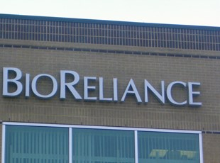 Channel Letters for BioReliance
