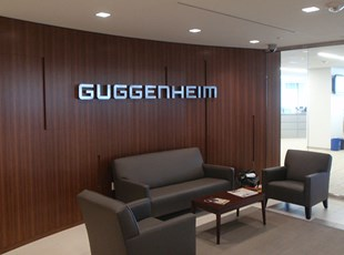 Dimensional Lettering for Guggenheim