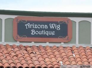Retail Custom Outdoor Metal Sign