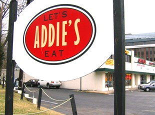 Post & Panel for Addie's in Rockville, MD