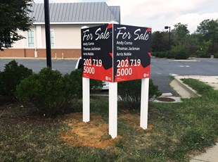 Post & Panel   Real Estate   Property Mgmt.   Rockville, Maryland