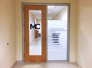 Indoor Vinyl Lettering & Graphics | XGD Wayfinding Systems | Education | Germantown, MD