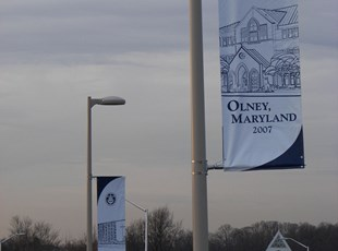Boulevard Banners for Good Council HS