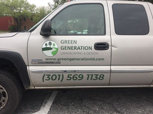 Vehicle Lettering & Graphics | Service | Rockville, MD