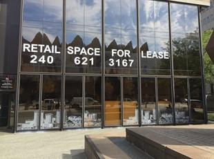Outdoor Vinyl Lettering & Graphics | Real Estate | Rockville, MD