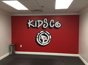 Wall Coverings | Indoor Vinyl Lettering & Graphics | Rockville, MD