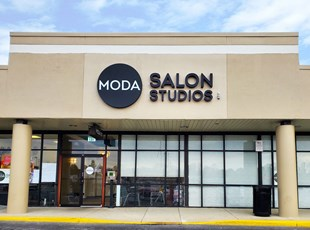 Outdoor Lightboxes & Channel Letters | Retail | Catonsville, MD
