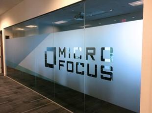 Branding Window Graphics for MicroFocus