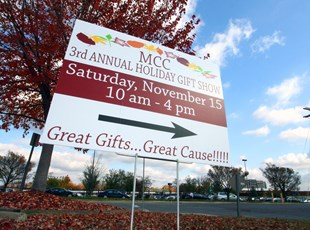 Yard Sign Coroplast for Special Events and Sales