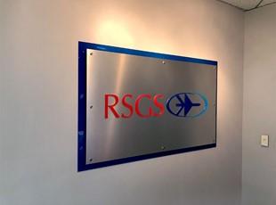 3D Acrylic Logo Plate