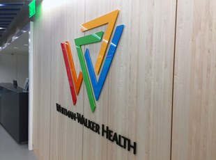 3D Signs | Indoor Dimensional Lettering | Healthcare | Washington, DC