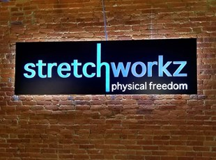 Indoor Lightboxes | 3D Signs | Fitness | Washington, DC