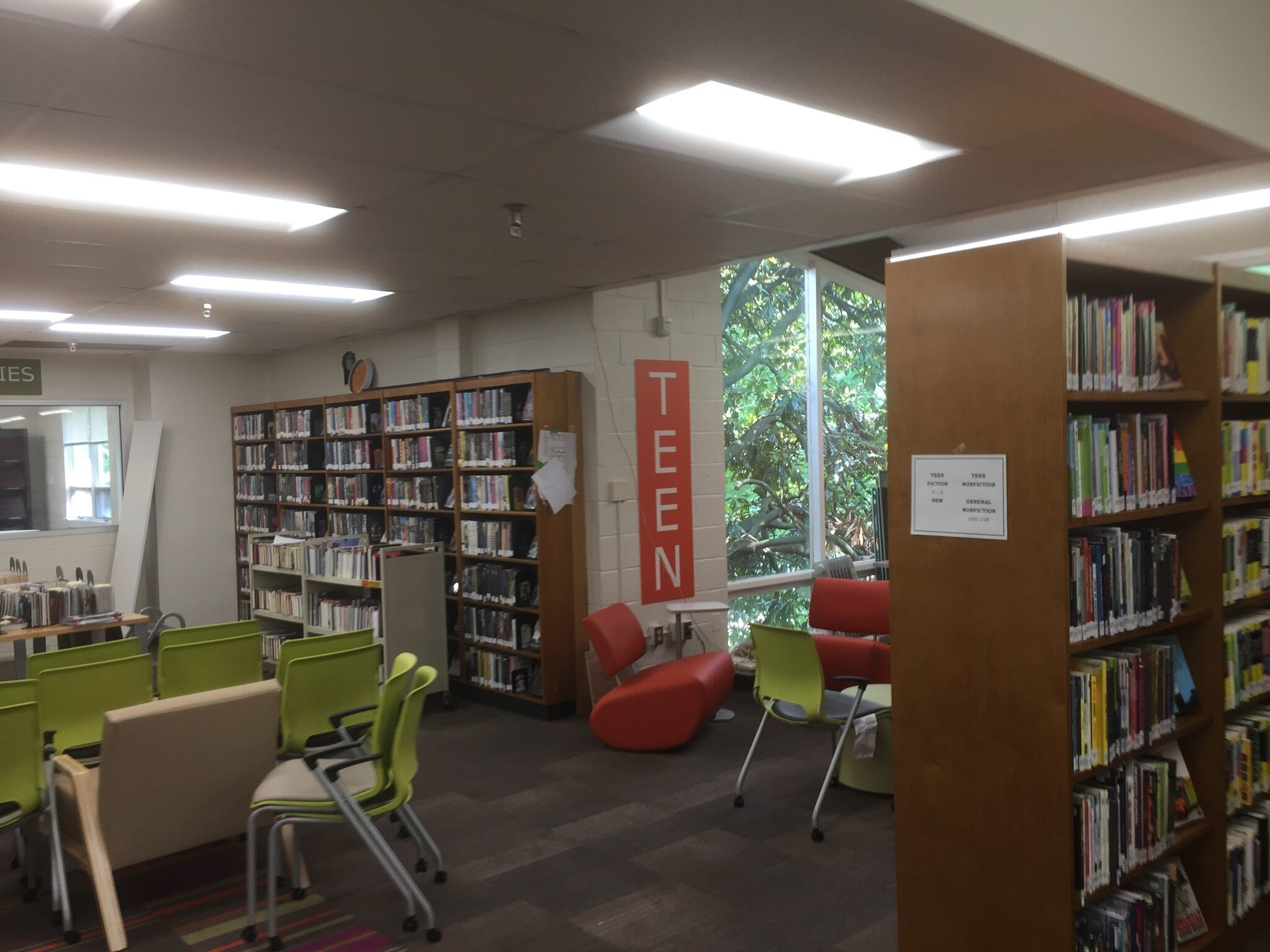 Have you noticed the cool new upgrades in your local library?