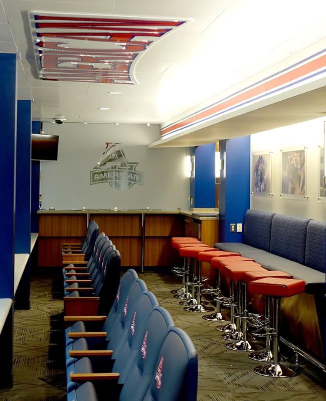 American University Sky Suite