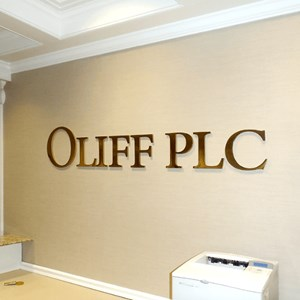 Oliff Dimensional Letters