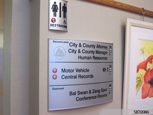 Interior Safety Signs Compliance Signs Signs By Tomorrow Of Sacramento Business Office